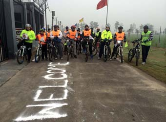 Drug Addiction Awareness Cycle Ride gallery of Dr Sarbjit's Neuro Psychiatric Hospital and anr Centre for Opiate De Addiction Jalandhar